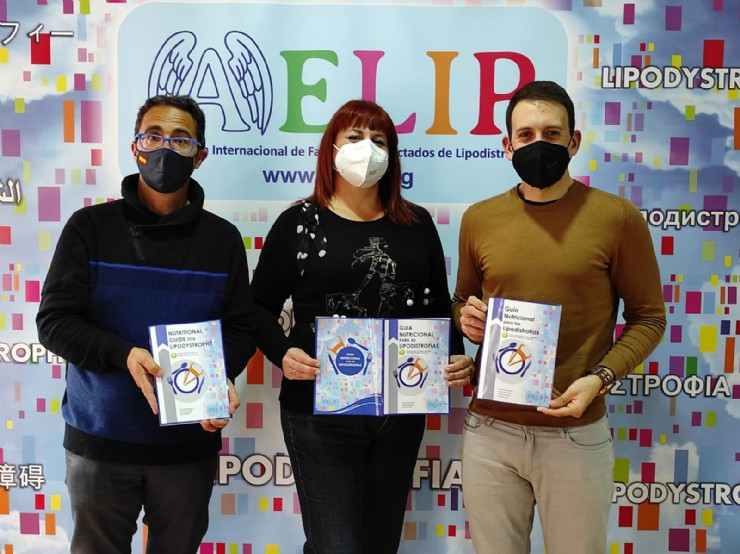 Aelip has now available the Nutritional Guide for Lipodystrophies in Portuguese and English.