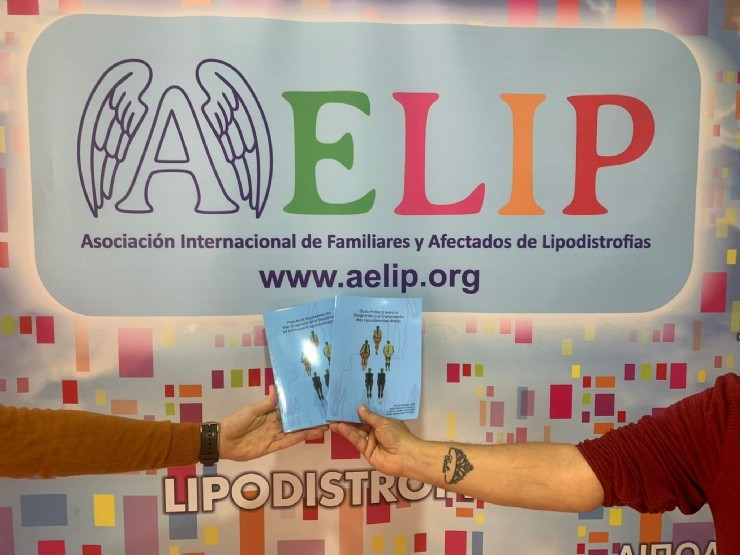 AELIP will produce more than 200 diagnostic and treatment guides for Lipodystrophies in English and Portuguese to be sent to its international delegations