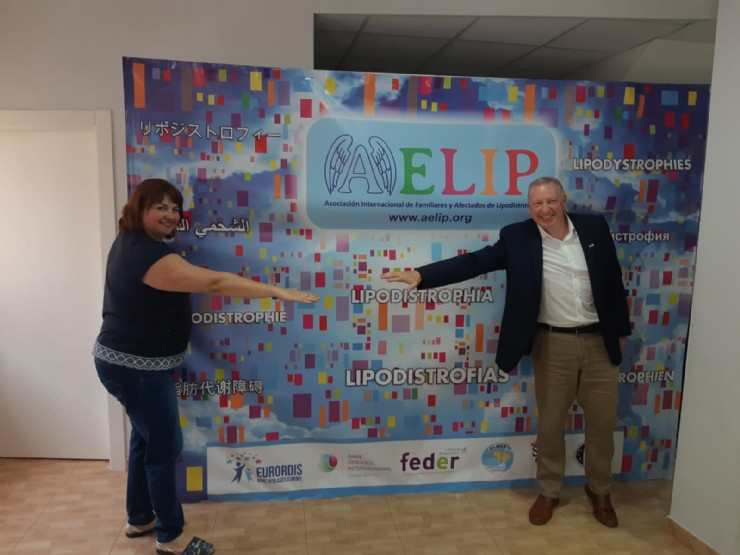 AELIP presents its 2020 Work Plan and its Quality of Life Study to AMRYT representatives