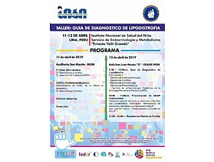 AELIP carries out in Lima (Peru) the workshop