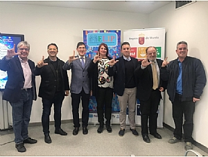 """""""Care for Lipodystrophy"""": Campaign Motto for World Lipodystrophy Day, 31st March, Presented Today at the Murcia Health Council"""