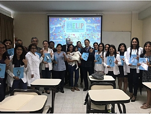 AELIP Makes a Successful Trip to Lima, Peru, Where Surveys Have Been Carried Out with Healthcare Professionals, University Academics, and People Affected by Lipodystrophies and Their Families