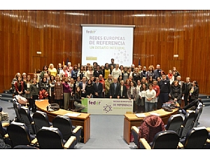 """The """"European Reference Networks: An Integral Challenge"""" Conference, Organised by FEDER and Celebrated in Madrid, Was Attended by AELIP"""