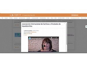 AELIP participates in the 61st congress of the Spanish Society of Endocrinology and nutrition