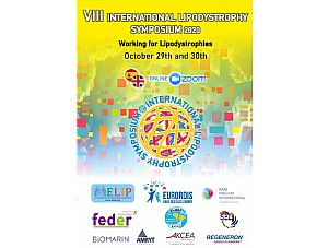 AELIP opens the registration period for its VIII INTERNATIONAL SYMPOSIUM OF LIPODISTROPHIES