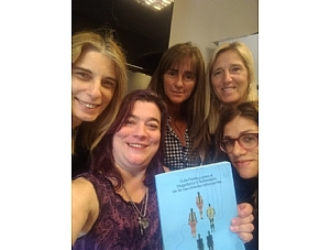 The Argentine Delegate of AELIPSubmits a Practical Guide for the Diagnosis and Treatment of Rare Lipodystrophiesto Doctor Carla Musso