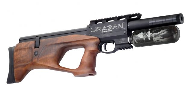 URAGAN Compact Walnut 5.5