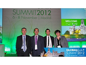 COATO en GLOBAL G.A.P. Summit2012
