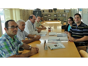 "VISITA DEL DIRECTOR DE ""IFOAM EUROPA"" A COATO"