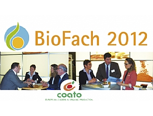 COATO PARTICIPA EN BIOFACH / COATO IS EXHIBITOR IN BIOFACH 2012
