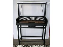 Barbacoas regulables - Foto 2