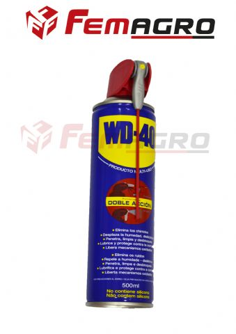 WD-40 Multiusos Spray 500ml