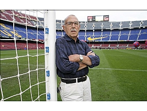 FALLECE MANEL VICH, LA VOZ DEL CAMP NOU