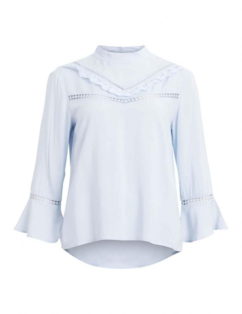 VINEVA 3/4 SLEEVE TOP