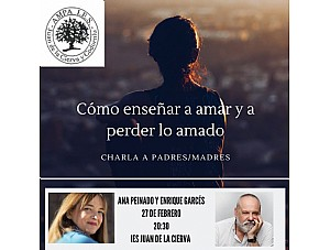AMPA Charla a madres y padres