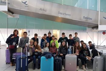 INTERCAMBIO ALUMNOS LONDRES 2019