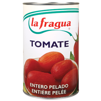 Tomate entero natural extra