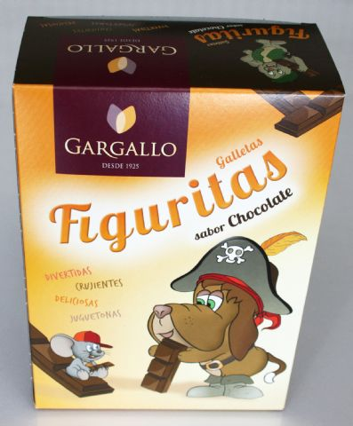 Figuritas chocolate