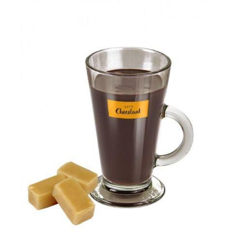 Lets chocolate caramelo