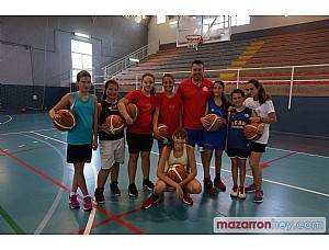 CAMPUS CLUB BAHÍA MAZARRÓN BASKET. Del 18 al 29 julio