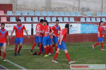 Mazarrón FC - Marvimundo Plus Ultra 1-1
