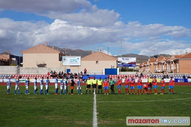 Mazarrón FC - Marvimundo Plus Ultra 1-1 - 11