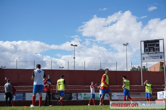 Mazarrón FC - Marvimundo Plus Ultra 1-1 - 3