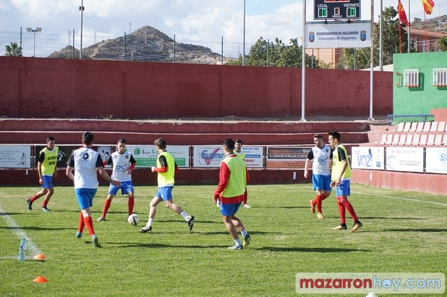 Mazarrón FC - Marvimundo Plus Ultra 1-1 - 4
