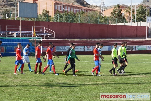 Mazarrón FC - Marvimundo Plus Ultra 1-1 - 9