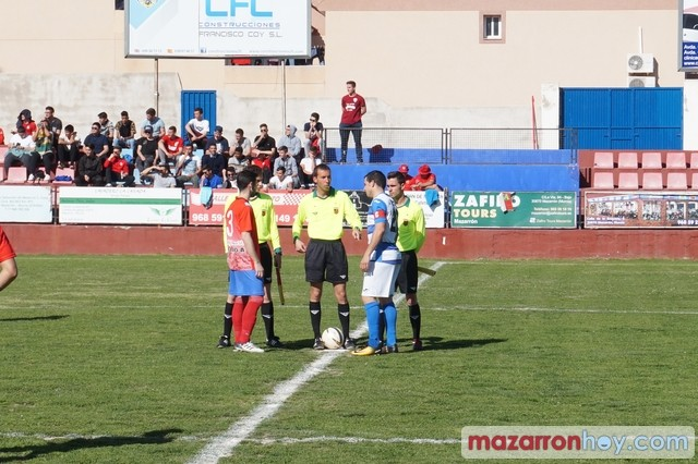 Mazarrón FC - Marvimundo Plus Ultra 1-1 - 14