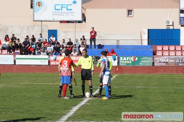 Mazarrón FC - Marvimundo Plus Ultra 1-1 - 15
