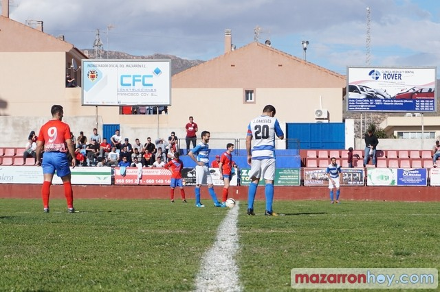 Mazarrón FC - Marvimundo Plus Ultra 1-1 - 16
