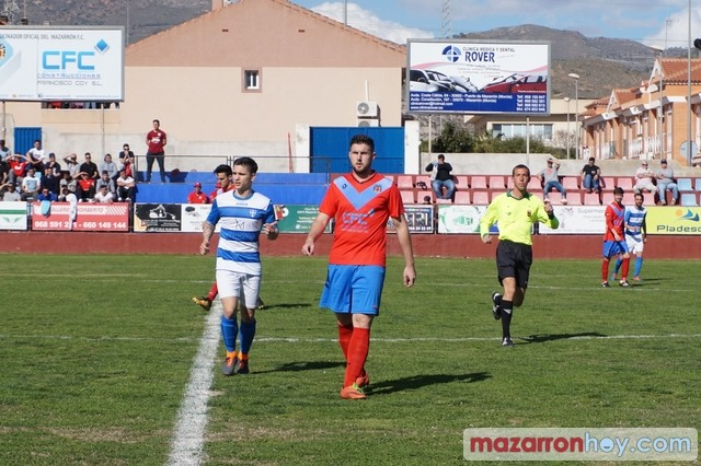 Mazarrón FC - Marvimundo Plus Ultra 1-1 - 18
