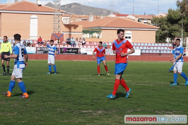 Mazarrón FC - Marvimundo Plus Ultra 1-1 - 27