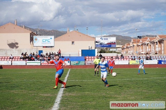 Mazarrón FC - Marvimundo Plus Ultra 1-1 - 28