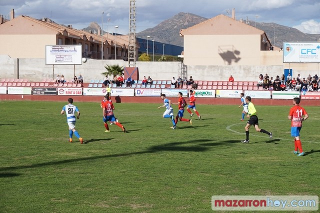 Mazarrón FC - Marvimundo Plus Ultra 1-1 - 31
