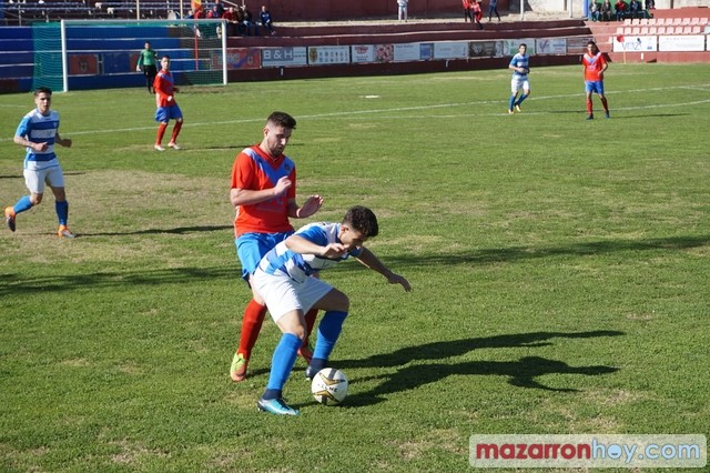 Mazarrón FC - Marvimundo Plus Ultra 1-1 - 32