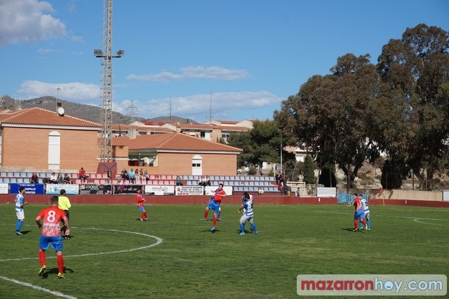 Mazarrón FC - Marvimundo Plus Ultra 1-1 - 33