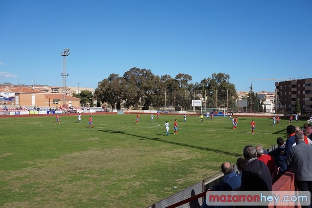 Mazarrón FC - Marvimundo Plus Ultra 1-1 - 35