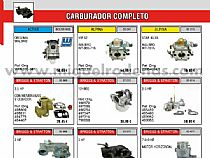 CARBURADOR COMPLETO