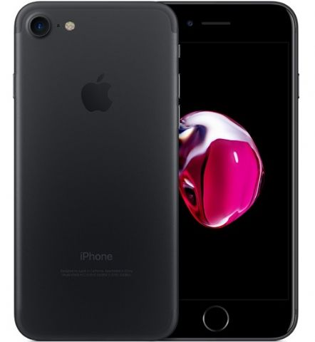Apple iPhone 7 32GB Negro Mate