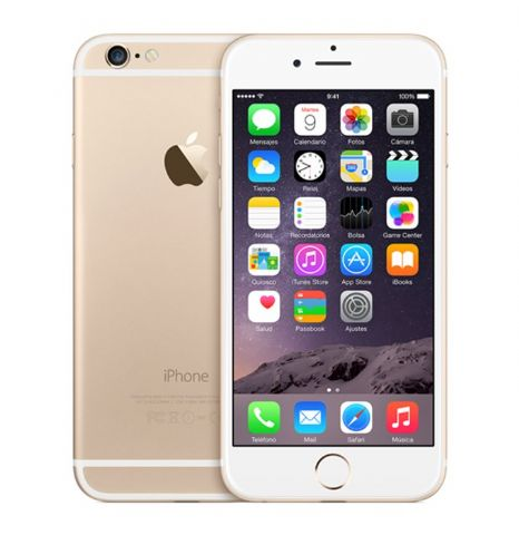 Apple iPhone 6s 128GB Oro