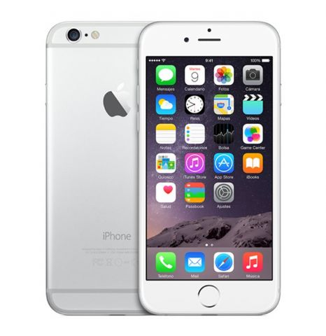 Apple iPhone 6s 128GB Plata
