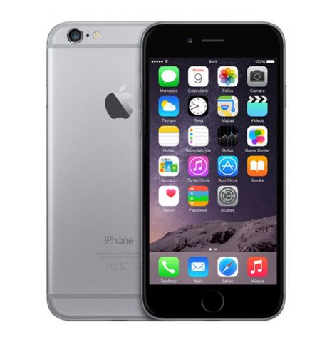 Apple iPhone 6s 128GB Gris Espacial