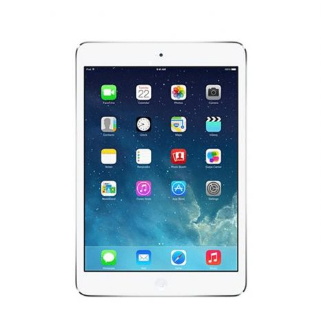 Apple iPad mini pantalla Retina Wi-Fi 16GB Plata