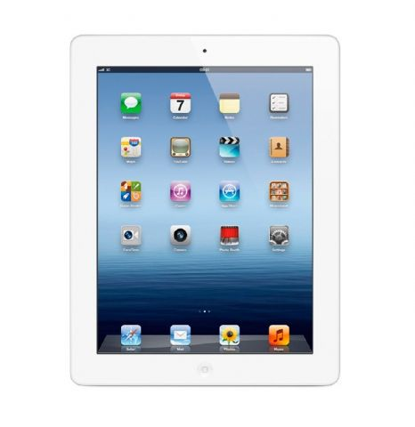 Apple iPad Retina Wi-Fi 16GB blanco