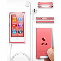 Apple iPod nano 16Gb rosa - Foto 1