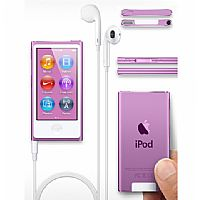Apple iPod nano 16Gb morado - Foto 1