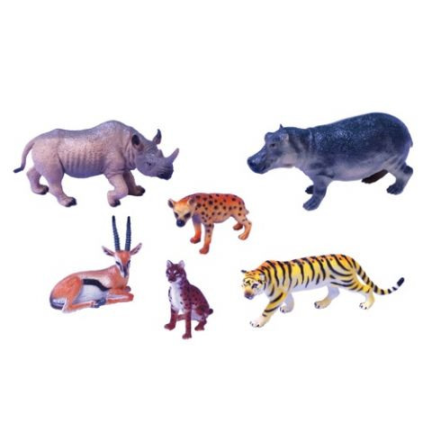 SET ANIMALES PLASTICO 1