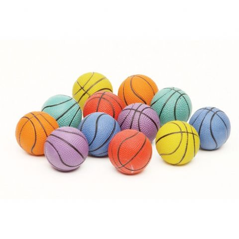 PELOTA BASKET  CAUCHO 50mm